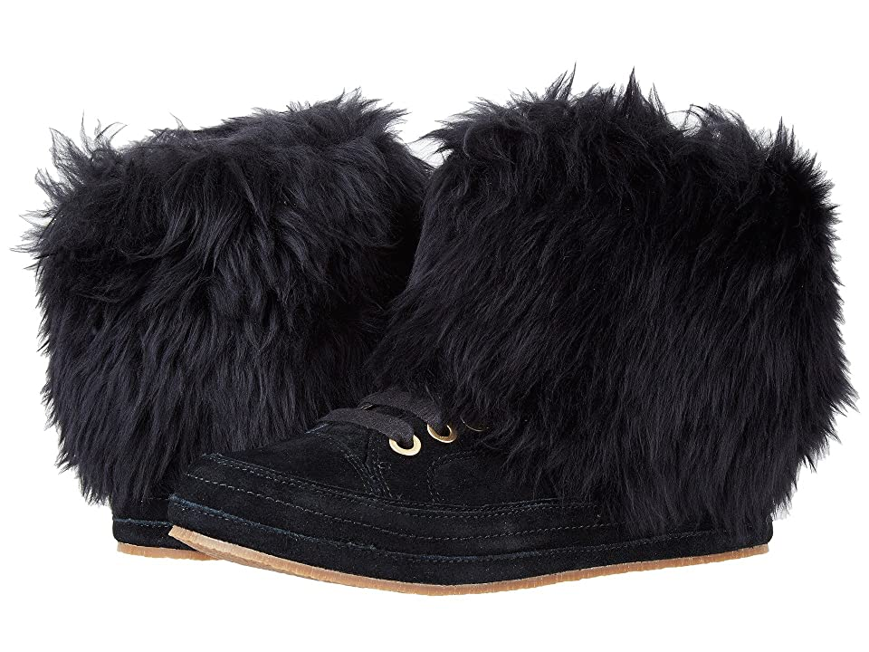 UGG Antoine Fur (Black) Women