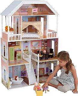 KidKraft 65023 dockhus Savannah, färgglad