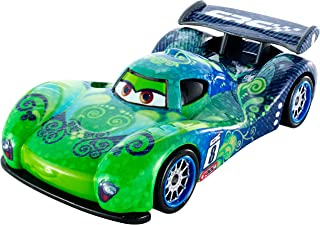 Disney Pixar Cars Carbon Racers Carla Veloso Die-cast Vehicle