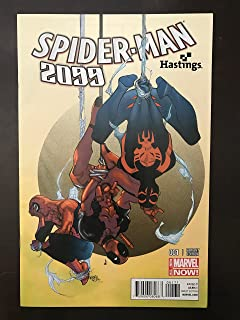 Spider-Man 2099#1 2014 Hastings Variant Marvel Comic Book