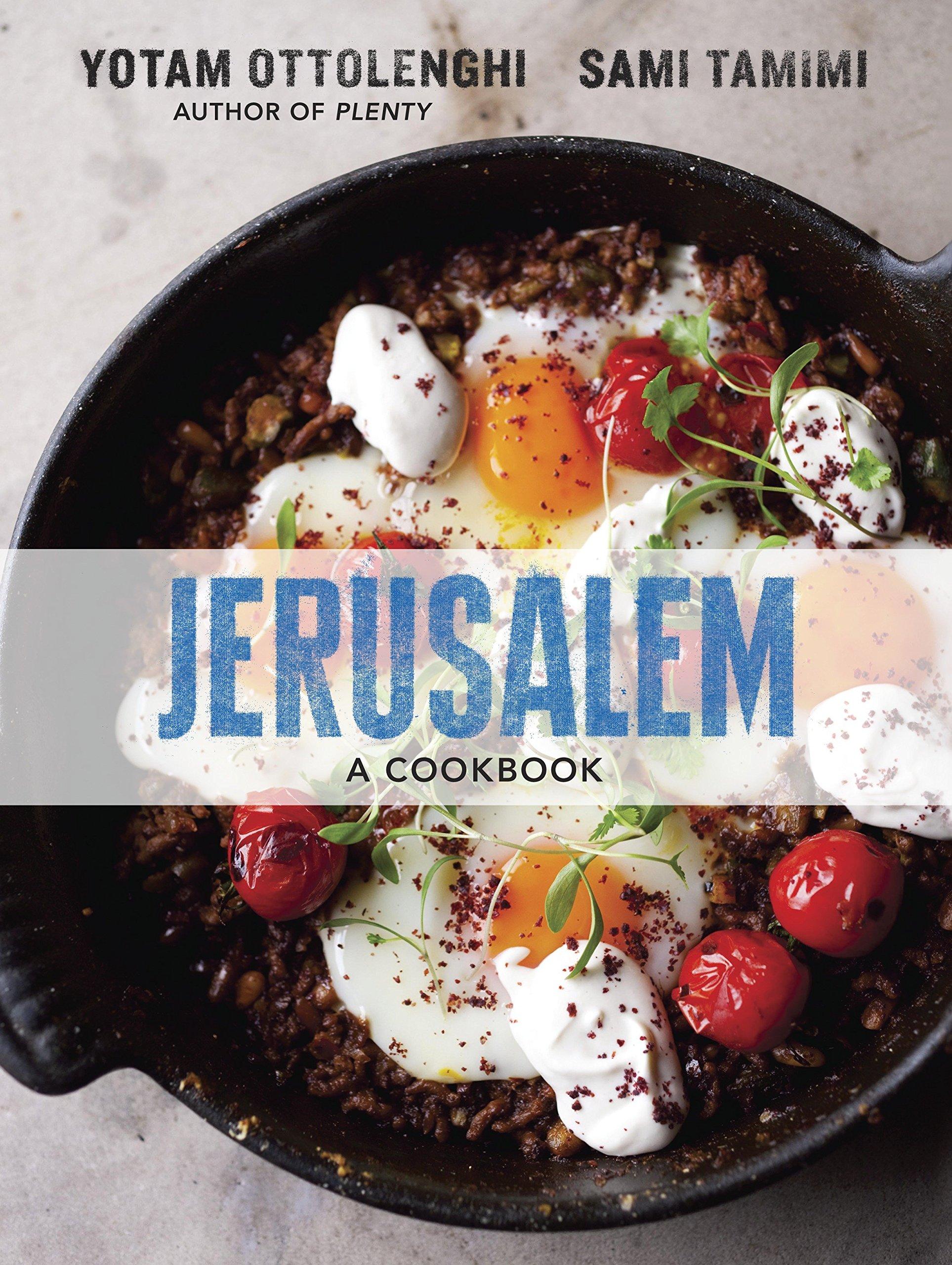 Jerusalem Cookbook Yotam Ottolenghi
