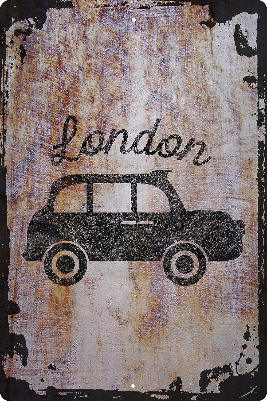 London cab driving taxi Over item handling ☆ car vehicle Decorative home Gorgeous love cursive