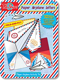 Best paper airplane stationary Reviews