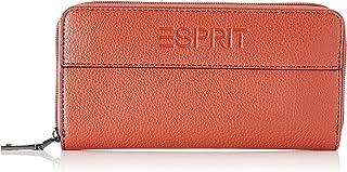 Esprit Accessoires 070ea1v313, Billetera para Mujer, Amarillo, One Size