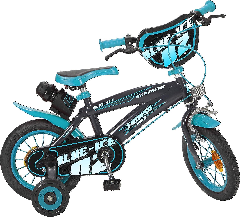 Toimsa Fahrrad 12 Zoll Blau Ice 3-5 Jahre 12012 Mehrfarbig