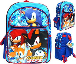 Sonic The Hedgehog Large Backpack 16