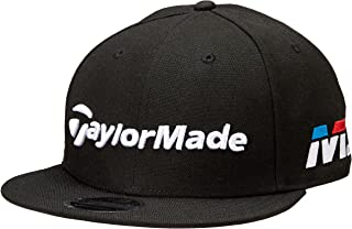 126b12148e3 TaylorMade 2018 New Era Tour 9Fifty Hat Adjustable Mens Snapback Golf Cap