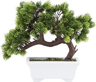 fake juniper bonsai tree