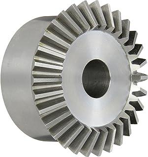 Steel 18 Teeth 12 Pitch 2:1 Ratio Straight Bevel 0.750 Bore Boston Gear L152Y-P Bevel Pinion Gear 20 Degree Pressure Angle