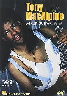 Tony MacAlpine: Shred Guitar