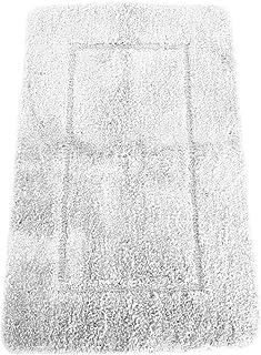 (メイフェア) Mayfair カシミアタッチ マイクロファイバー バスマット お風呂マット (50x80cm) (クリーム)
