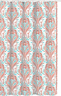 Best coral and aqua curtains Reviews