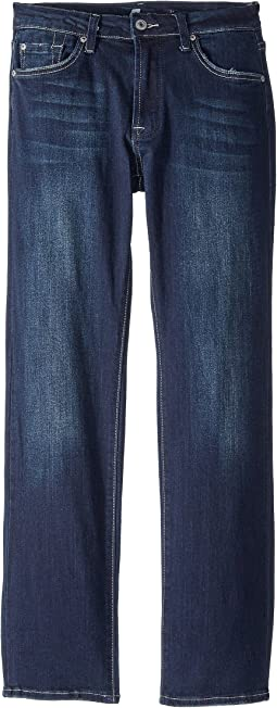 7 For All Mankind Kids - Slimmy Jeans in Los Angeles Dark (Big Kids)