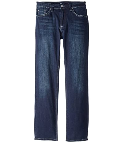 7 For All Mankind Kids Slimmy Jeans in Los Angeles Dark (Big Kids) (Los Angeles Dark) Boy