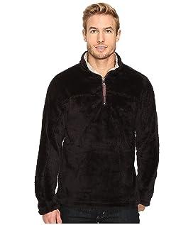 Double Plush 1/4 Zip Pullover