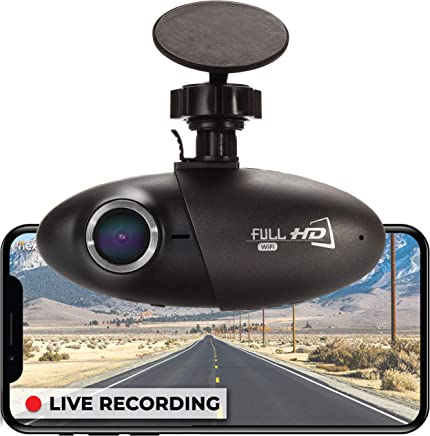 Dash Cam Powered by Nexar, Cloud Storage for Video Clips...