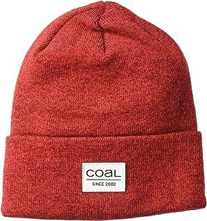 70f31043d1b Coal Mens The Standard Classic Cuffed Fine Knit Beanie Hat Beanie Hat