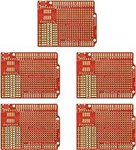 Gikfun Prototype PCB Breadboard for Arduino UNO R3 Shield Board (Pack of 5pcs) GK1011
