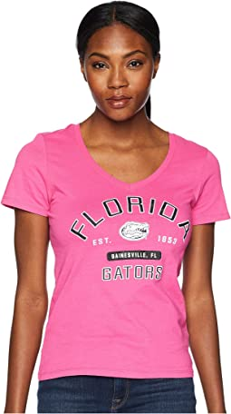 Florida Gators University V-Neck Tee