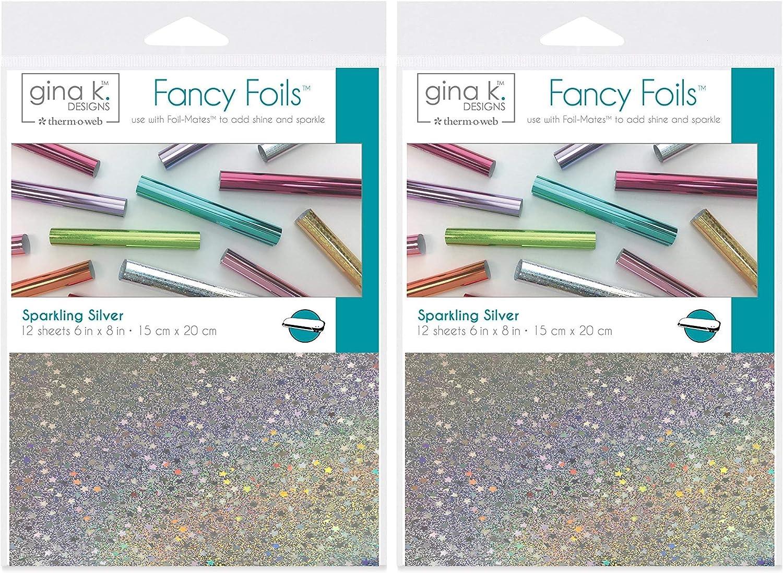 Gina K. Designs [Alternative dealer] for Therm O Glimmering Foils 6
