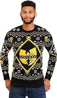 wakanda christmas sweater
