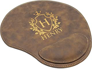 Best monogrammed mouse pad with wrist rest Reviews