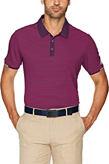 adidas Golf Men's Climachill Tonal Stripe Polo