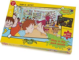 Paul Lamond Horrid Henry Face Off Puzzle ((100 Pieces))