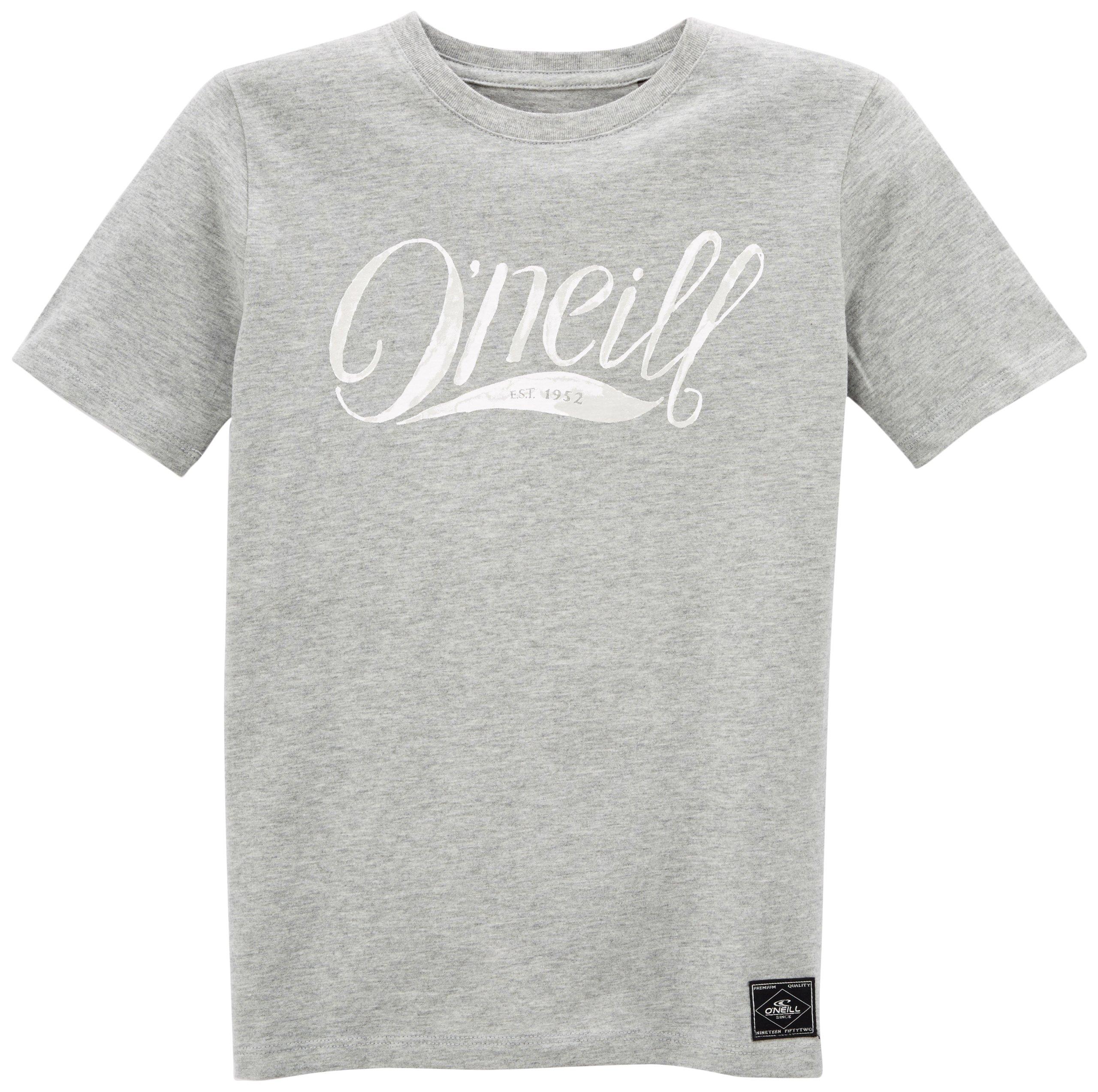 ONEILL LB Graduate - Camiseta/Camisa Deportivas para niño, Color Plateado, Talla 12 años (152 cm): Amazon.es: Deportes y aire libre