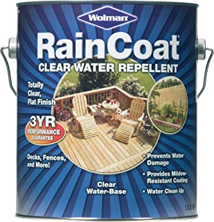 Rust-Oleum 12366 Water Base Clear Water Repellent, 1-Gallon
