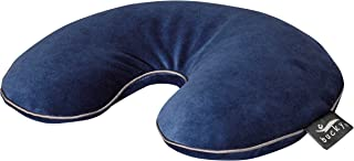 Bucky Utopia Neck Pillow, The Original U-Shaped Travel Pillow, for Comfort and Convenience in Travel - Midnight Blue