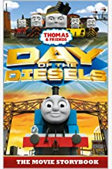 Thomas & Friends: Day of the Diesels: Movie Storybook (Thomas & Friends Movie Time 1) Kindle Edition