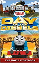 Thomas & Friends: Day of the Diesels: Movie Storybook (Thomas & Friends Movie Time 1)