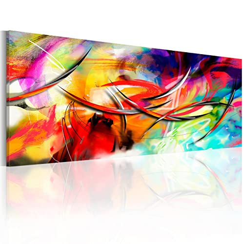 Large Abstract Canvas Wall Art Amazon Co Uk