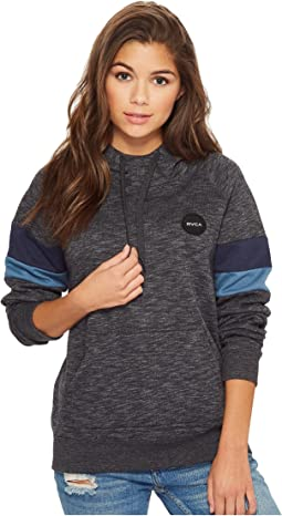 RVCA - Motors Patch Hooded Pullover