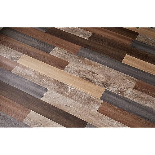 Peel and Stick Vinyl Plank: Amazon.com