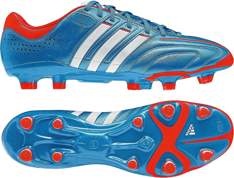 Adidas Botas De Fútbol FG Adipure 11pro, Blau