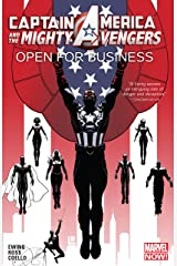 Captain America and the Mighty Avengers Vol. 1: Open For Business (Captain America and the Mighty Avengers (2014-2015)) Kindle Edition