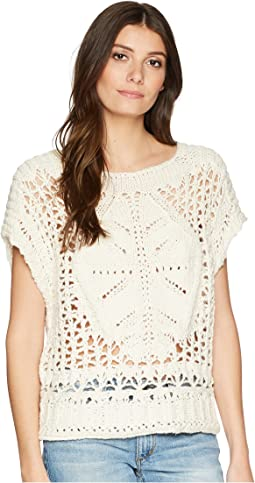 Free People - Diamond in the Rough Sweater