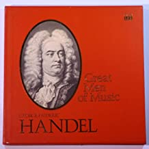 George Frideric Handel: Great Men of Music (Time Life)