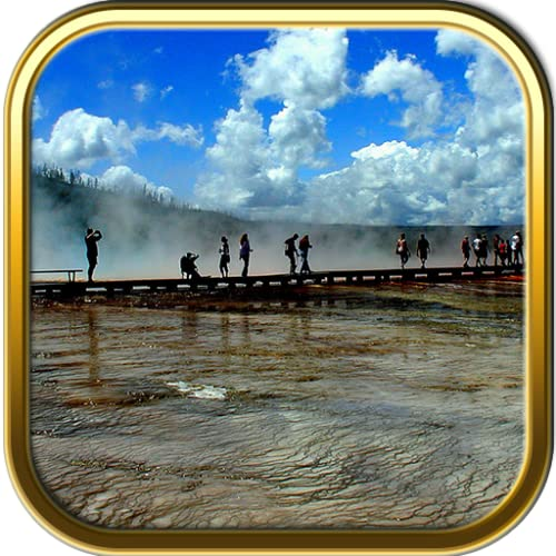 Yellowstone National Park Jigsaw Puzzle Games