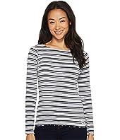 U.S. POLO ASSN. - Yarn-Dye Long Sleeve T-Shirt