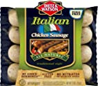 Dietz & Watson All Natural Italian Chicken Sausage, 12 oz