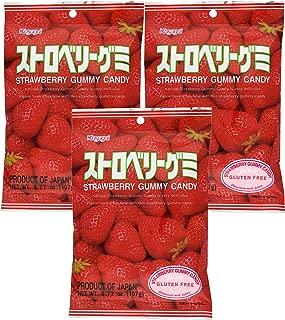 Best kasugai strawberry gummy candy Reviews