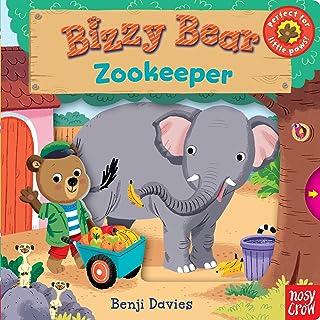 Bizzy Bear Books