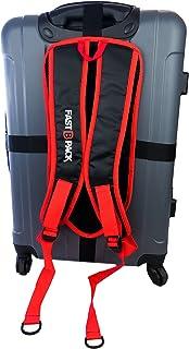 FastBpack el adaptador que convierte la maleta en una práctica mochila. Suitcase to Backpack Converter