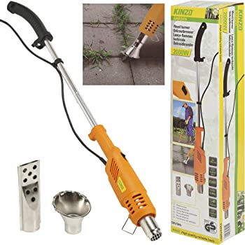 URBNLiving Kinzo 2000w Electric Weed Burner - 5 Metre Cable