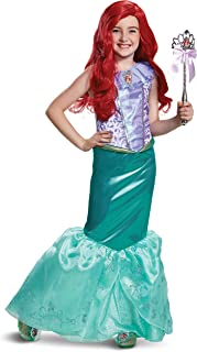 The Little Mermaid Deluxe Ariel Costume for Toddlers