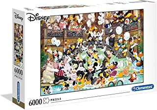 Clementoni- Disney Gala, 36525, Multicolore
