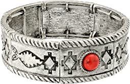M&F Western - Southwest Engraved Stretch Bracelet